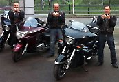Пробег клуба HEALTH GROUP VICTORY MOTORESPECT