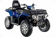 Новый квадроцикл Polaris Sportsman 850 Touring EPS